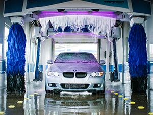 PDQ car wash system