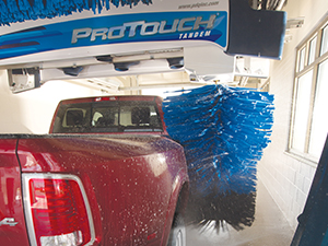 Car Washes Turn Clean Into Green For C Store Owners