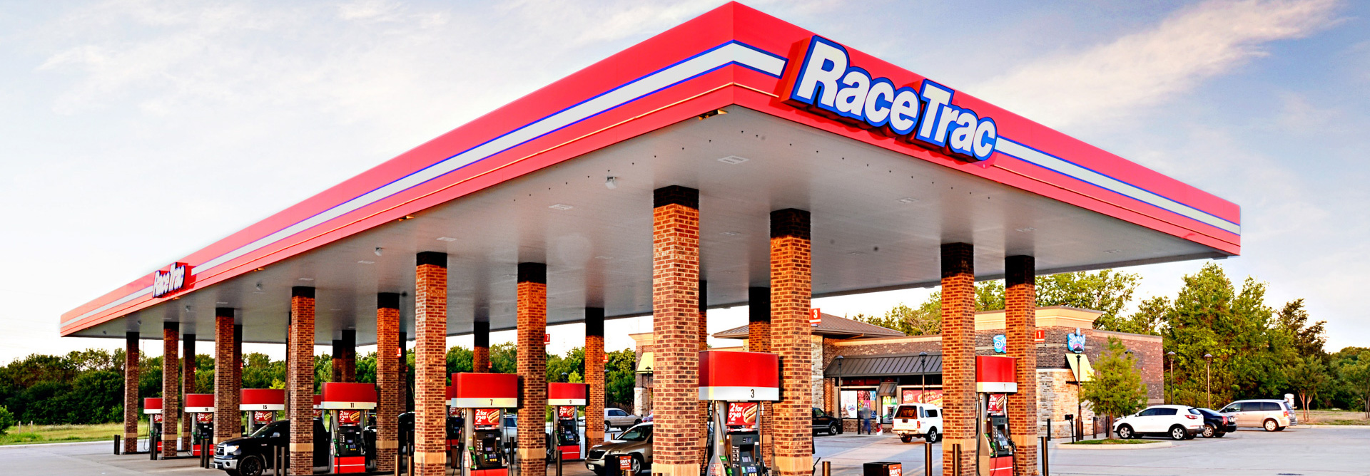 RaceTrac Puts 25 Sites on Auction Block