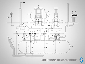 Solutions Design Group Equipment Selection Legend