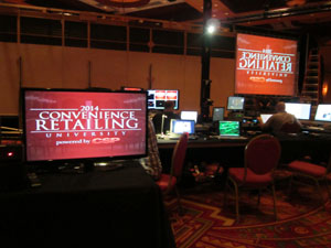 A behind-the-scenes look at CSP's Convenience Retailing University conference