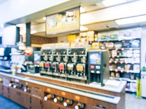 c-store foodservice setup