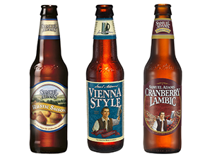 Boston Beer styles