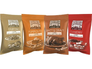 Boulder Canyon Foods Thanksgiving Feast potato chips
