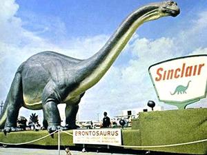 Sinclair Oil dinosaur