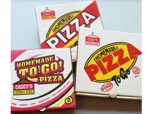 Casey's General Stores pizza foodservice (CSP Daily News / Convenience Stores / Gas Stations)