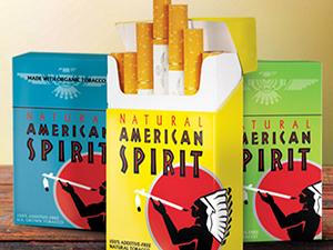 Reynolds American Rai Natural American Spirit Japan Tobacco JT