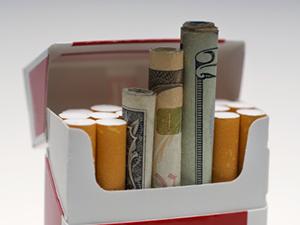 cigarettes are expensive