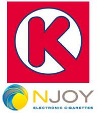 Circle K, NJOY Enter Into E-Cig Partnership