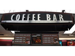 coffee bar generic