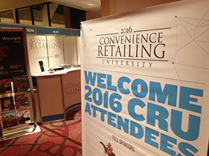 welcome to convenience retailing university 2016