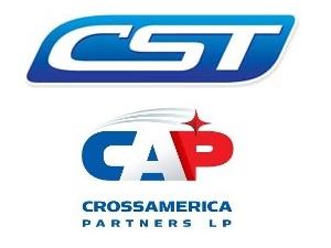 CST Brands CrossAmerica dropdowns