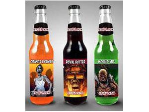 Caprice Brands Deadworld Zombie Soda
