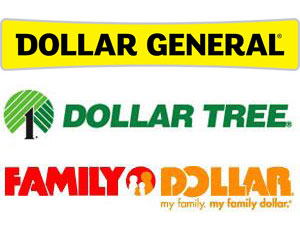 Dollar General Dollar Tree Family Dollar (CSP Daily News / Convenience Stores)