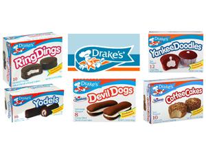 Drakes Cakes