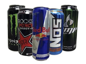 energy drink sales in the U.S. are expected to grow 12% through 2019