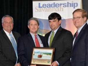 Enmark Enmarket Gulfstream Community Involvement Award