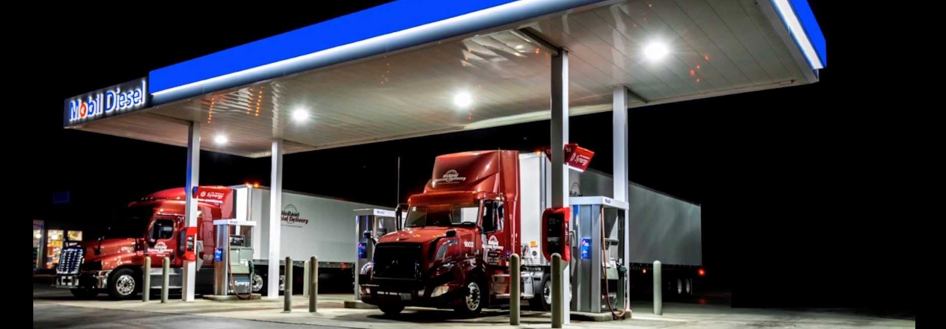 ExxonMobil Debuting New Diesel and Branding Program