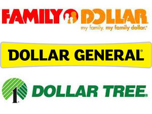Dollar Tree Family Dollar Dollar General (CSP Daily News / Convenience Stores / Gas Stations)