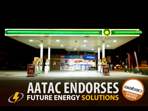 Future Energy Solutions (FES) Asian-American Trade Associations Council (AATAC) (CSP Daily News / Convenience Stoeres / Technology)
