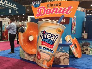 f'real glazed donut Kwik Trip
