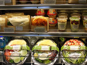 Fresh food in convenience stores