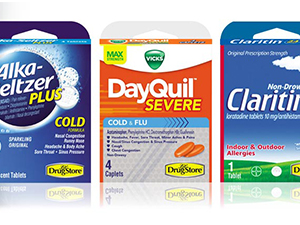 Lil' Drug cold and flu products