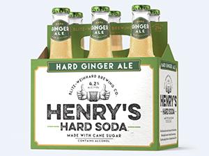 MillerCoors Henry's Hard Soda
