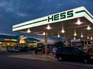 Hess Retail Convenience Store