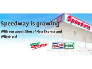 Hess Speedway (CSP Daily News / Convenience Stores / Gas Stations)