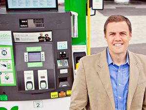 Propel Fuels' passion for alt-fuels earns it CSP's Environmental Stewardship Award