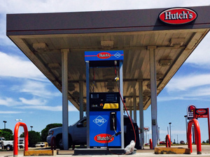 Hurthinson Oil Hutch's CNG (CSP Daily News / Convenience Stores / Gas Stations)