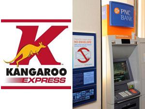 Kangaroo Express Helps PNC Bank Expand ATM Network