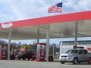 Kum & Go Mason City, Iowa