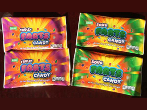 Leaf Brands Farts candy (CSP Daily News / Convenience Stores)