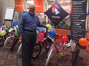 Jeff Lykins, Lykins Energy bicycles