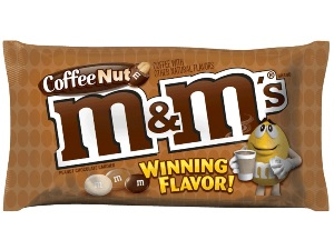 Mars M&M's Coffee Nut