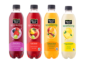 Minute Maid Sparkling water/juice