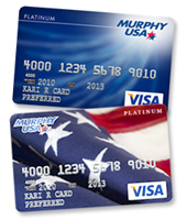 Murphy Visa Card >> Murphy Usa Rolls Out Visa Card