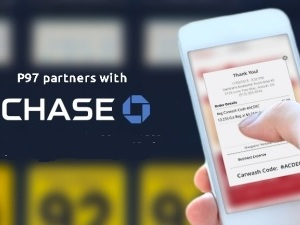 P97 Chase mobile pay at pump