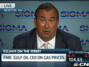 Joe Petrowski CNBC (CSP Daily News / Convenience Stores / Gas Prices)