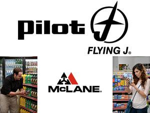 Pilot Flying J McLane
