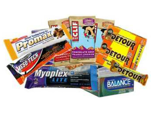 protein bars (CSP Daily News / Convenience Stores)
