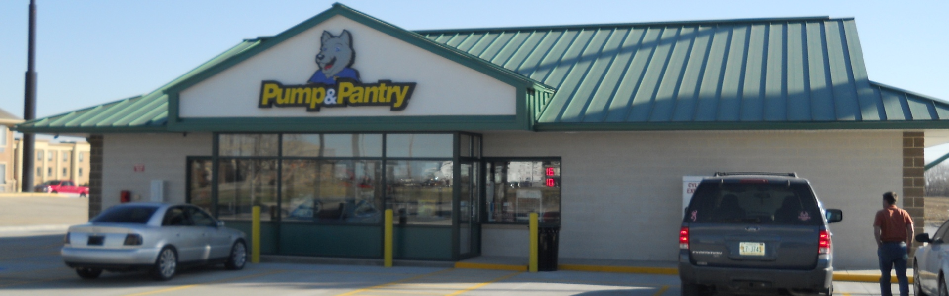Pump And Pantry >> Pump Pantry Aims To Keep It Local