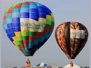 QuickChek Balloons