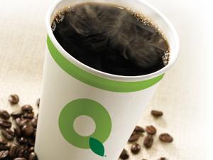QuickChek coffee