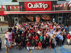 QuikTrip 700th Overland, Mo. (CSP Daily News / Convenience Stores)