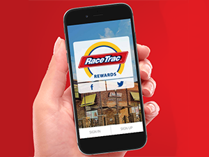 RaceTrac convenience stores app