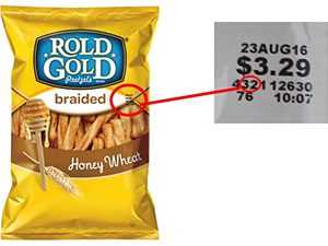 Frito Lay Issues Voluntary Recall Of Select Rold Gold Pretzels