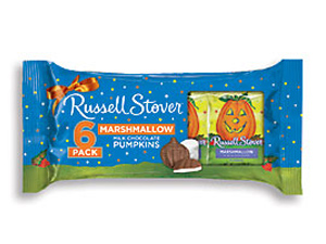 Russell Stover chocolate Halloween candy (CSP Daily News / Convenience Stores)